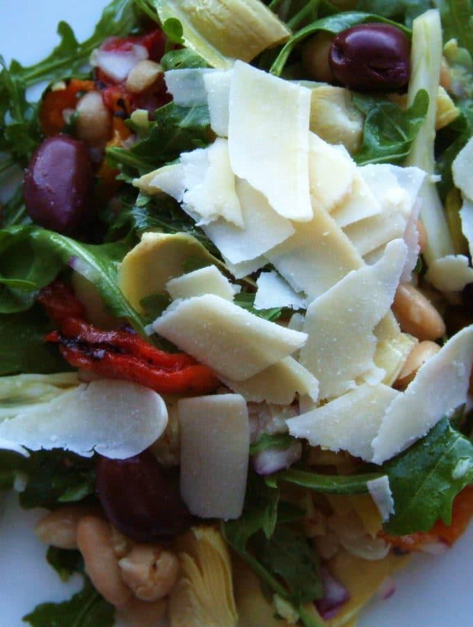Wholesome Antipasti Salad