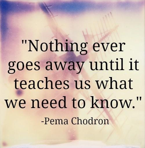 life teaches