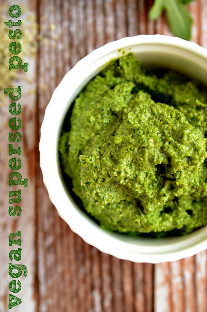 Superseed Pesto