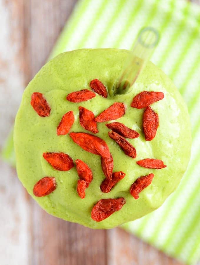 Avocado + Green Apple Smoothie