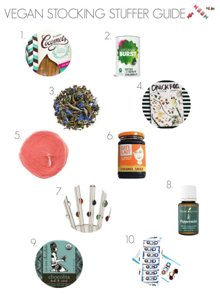 Vegan Stocking Stuffer Guide 2014