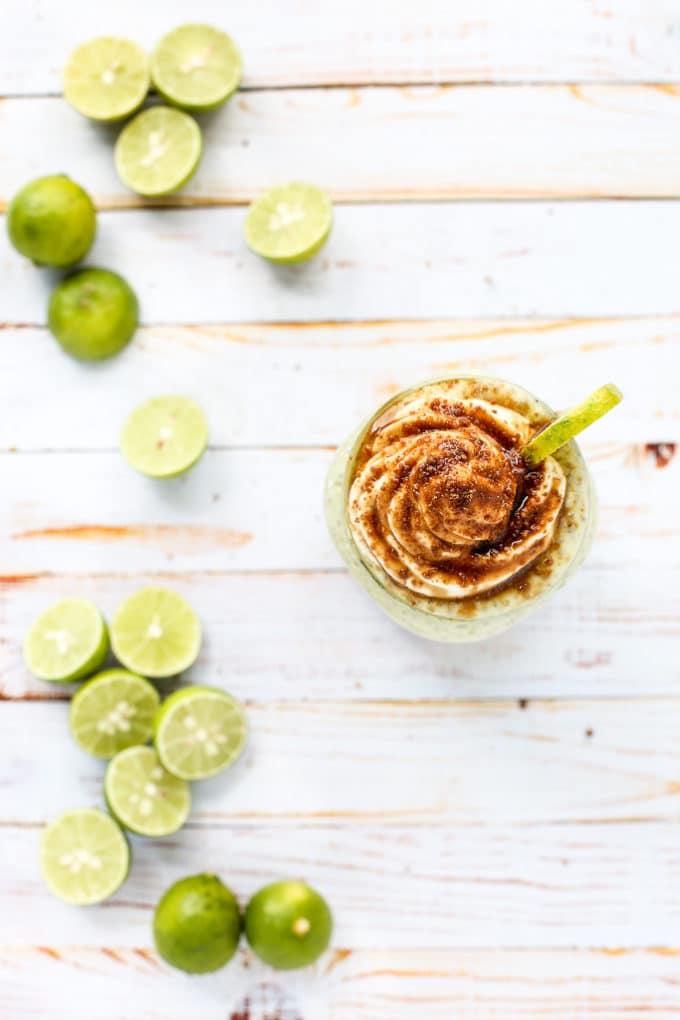 Key Lime Pie Chia Pudding