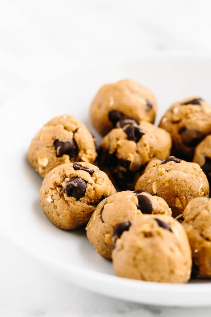 Vegan Chocolate Chip Cookie Dough Whole Foods