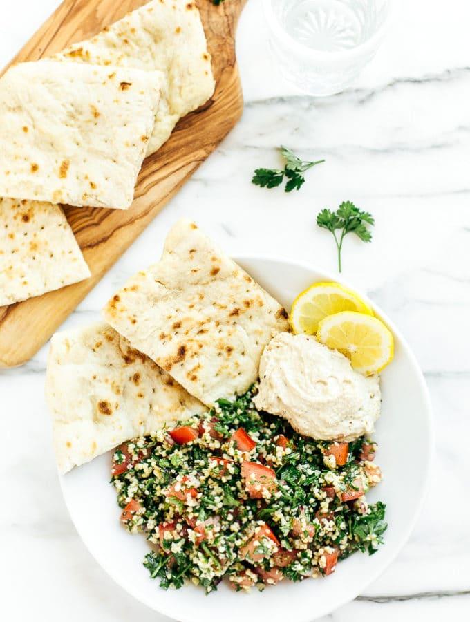 Millet Tabbouleh (Gluten-Free)