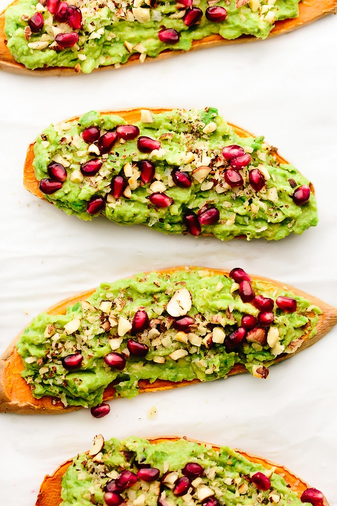 Avocado toast sweet potato toast archives blissful basil healthy plant based vegan recipes - Potatoes choose depending food want prepare ...