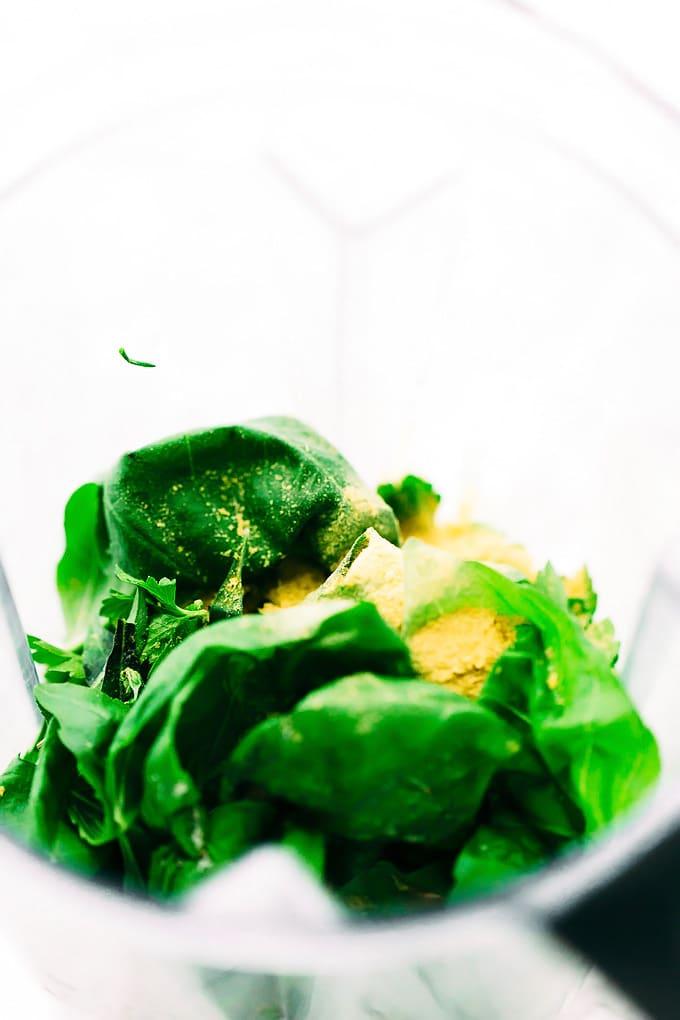 Glowing Green Immunity Broth
