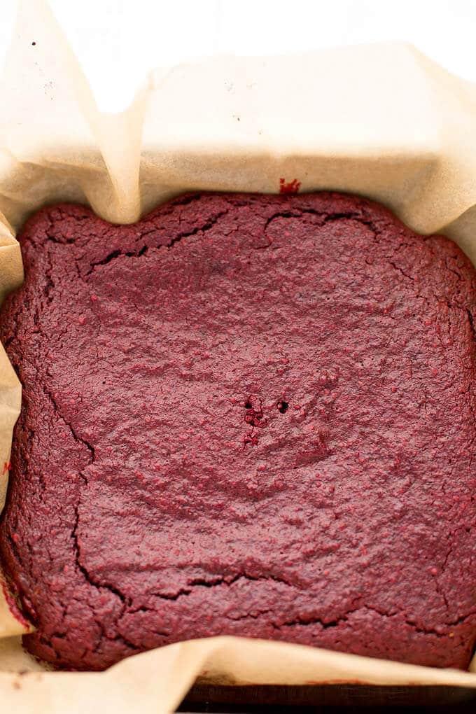 Just Beet It! Vegan Gluten-Free Red Velvet Cake
