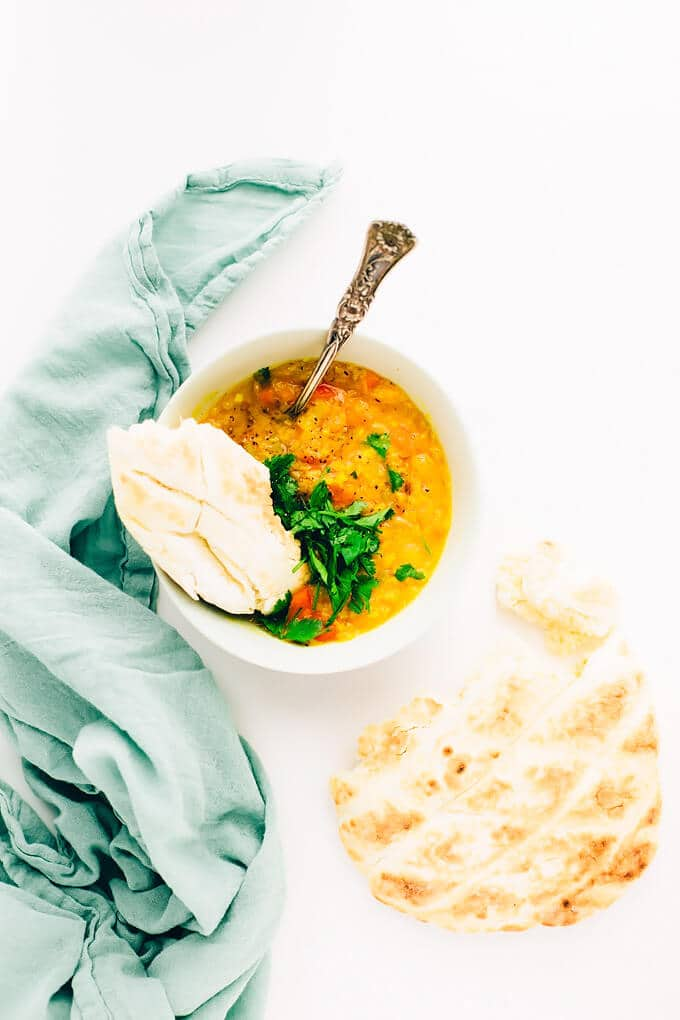 Weeknight Root Vegetable Dal from The First Mess Cookbook