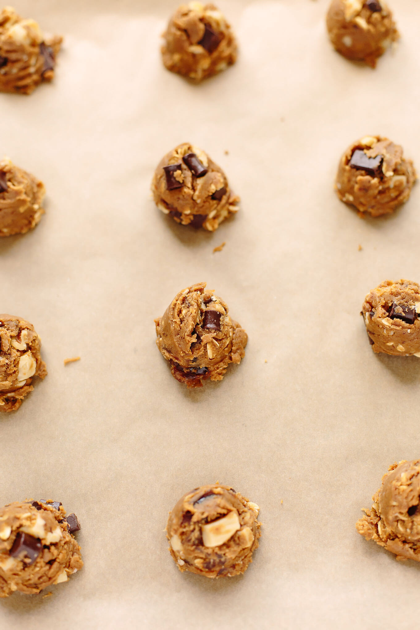 Peanut Butter Kitchen Sink Cookies | Vegan, Gluten-Free