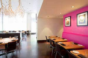 Color Me Pink: Dining at Province