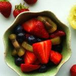 Simple Summer Fruit Salad