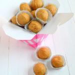 PB + J Cake Balls