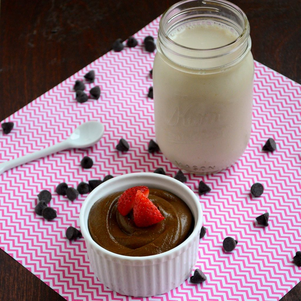 Spiced Chocolate Mousse