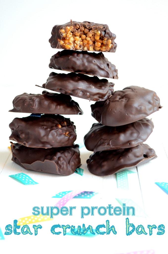 Super Protein Star Crunch Bars