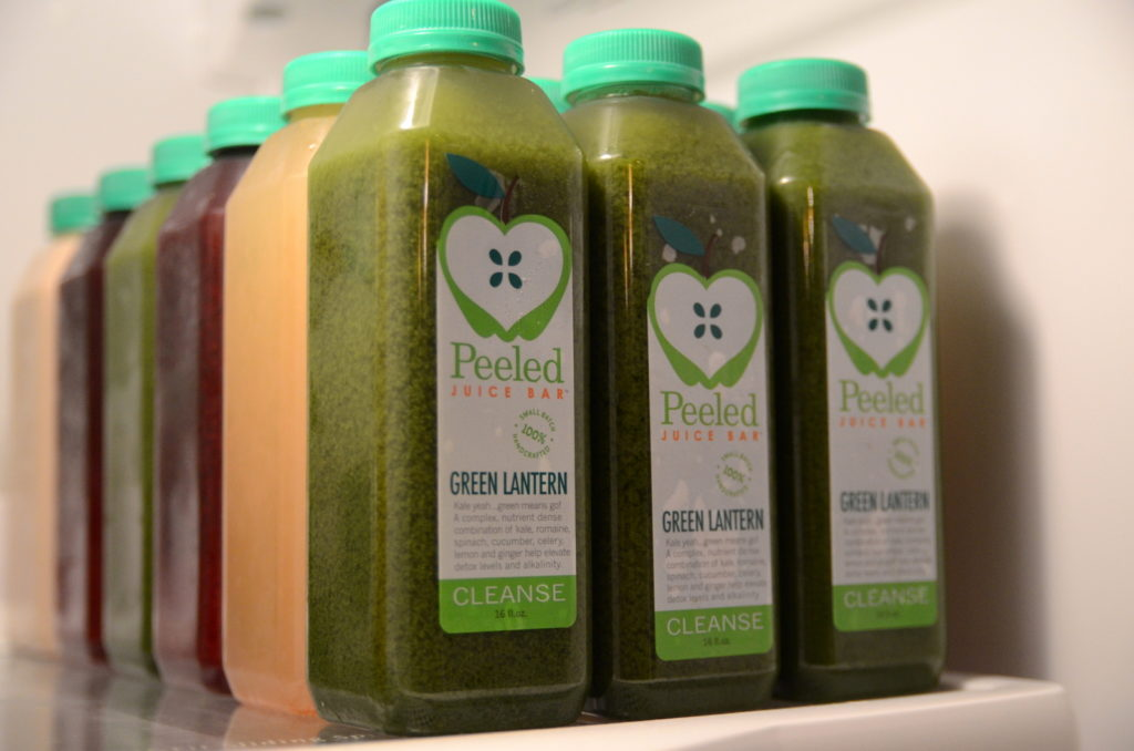 Peeled Juice Cleanse
