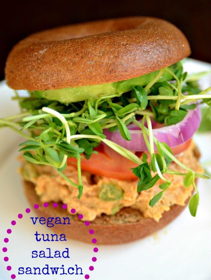 """""""Tuna Salad"""" Sandwich"""