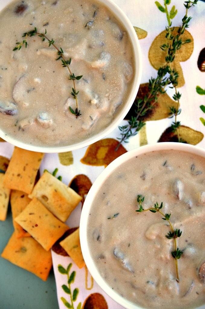 Mushroom Soup 13