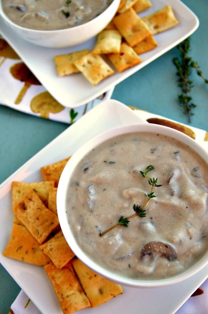 Mushroom Soup 4