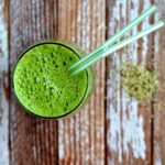 Mean Green Kale Smoothie