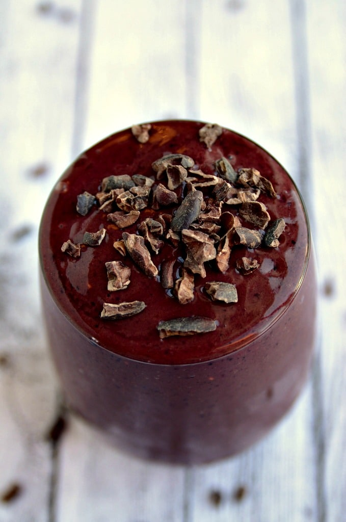 Red Velvet Smoothie