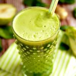 Spring Green Power Juice