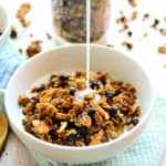 Blissful Blueberry + Buckwheat Granola