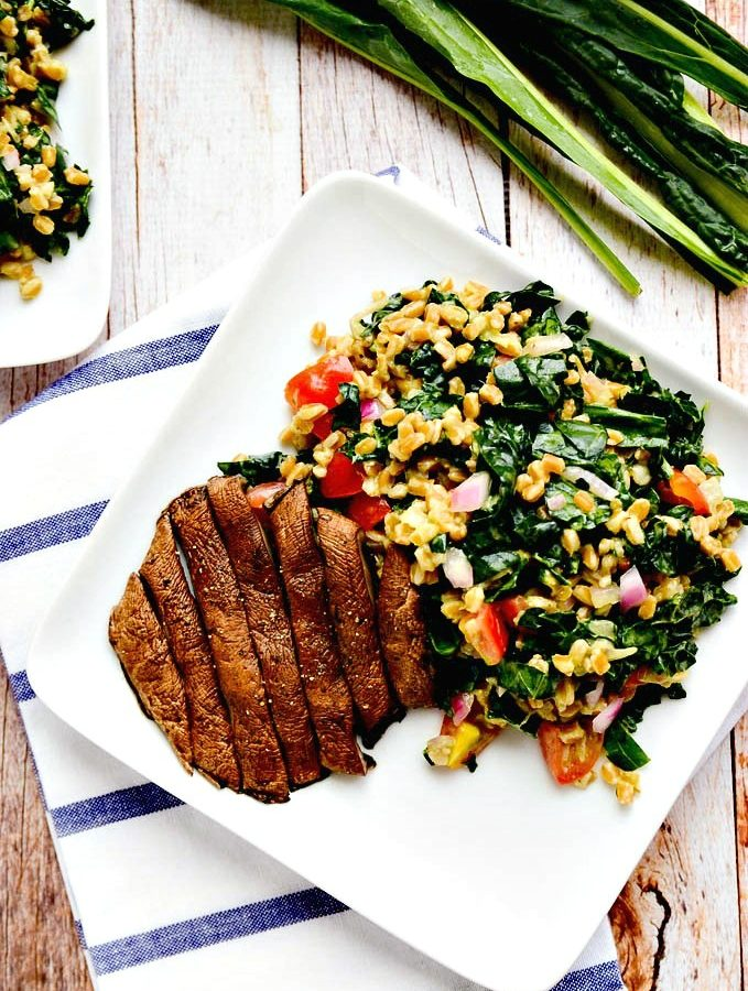 The Hearty Detox Salad | Vegan