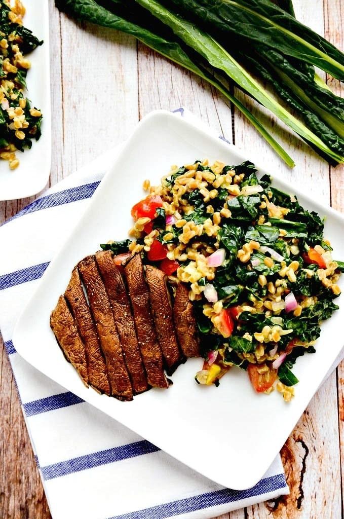 Vegan Hearty Detox Salad