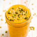 Orange Sunshine Super Powered Smoothie