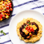 Smoky Chipotle Polenta with Spiced Portobellos