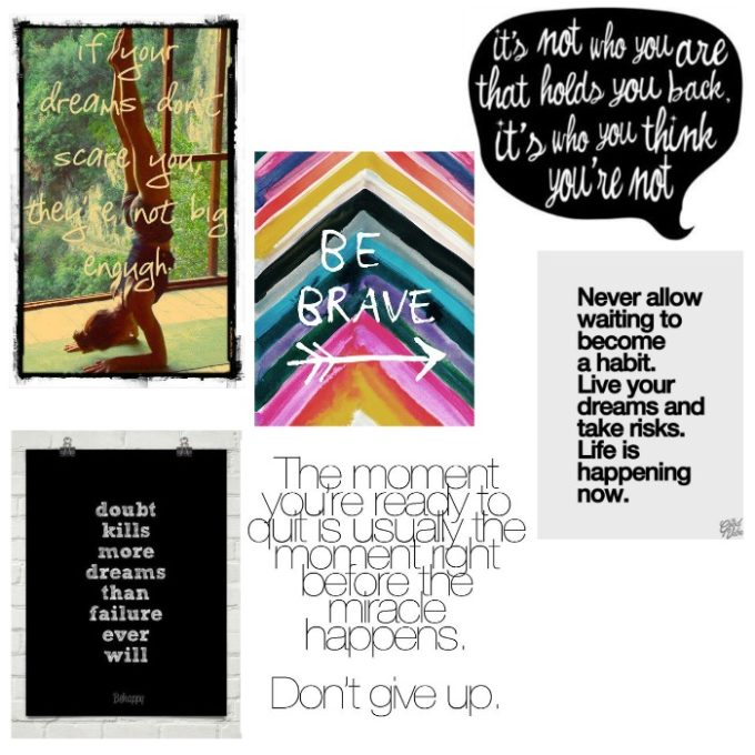 Inspiration Collage