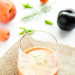 Late Summer Stone Fruit Sangria
