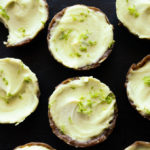 6-Ingredient Mini Raw Key Lime Pies
