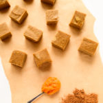 5-Ingredient Pumpkin Pie Fudge
