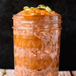 Chocolate-Pumpkin Overnight Oats