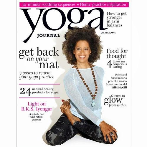 Yoga Journal November