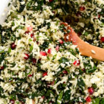 The Festive Detox Salad with Cauliflower, Kale & Pomegranate