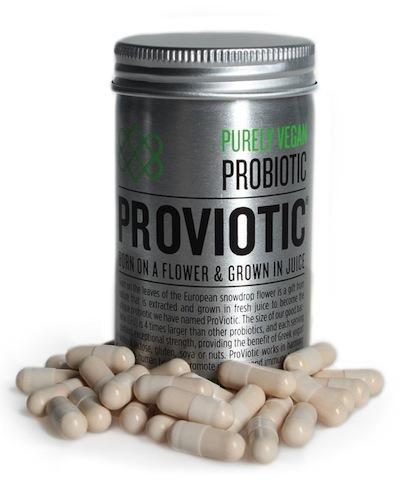 ProViotic Vegan, Lactose-Free Probiotic Giveaway