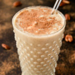 Rich & Creamy Vegan Eggnog Smoothie