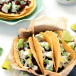 Vegan Chorizo Breakfast Tacos | by Blissful Basil