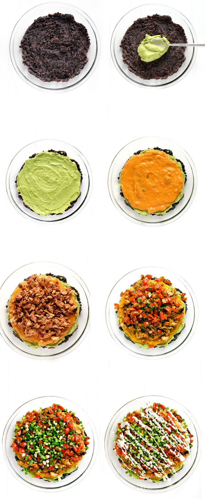 7-Layer Vegan Nacho Dip
