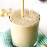 Creamy Cashew Caramel Smoothie