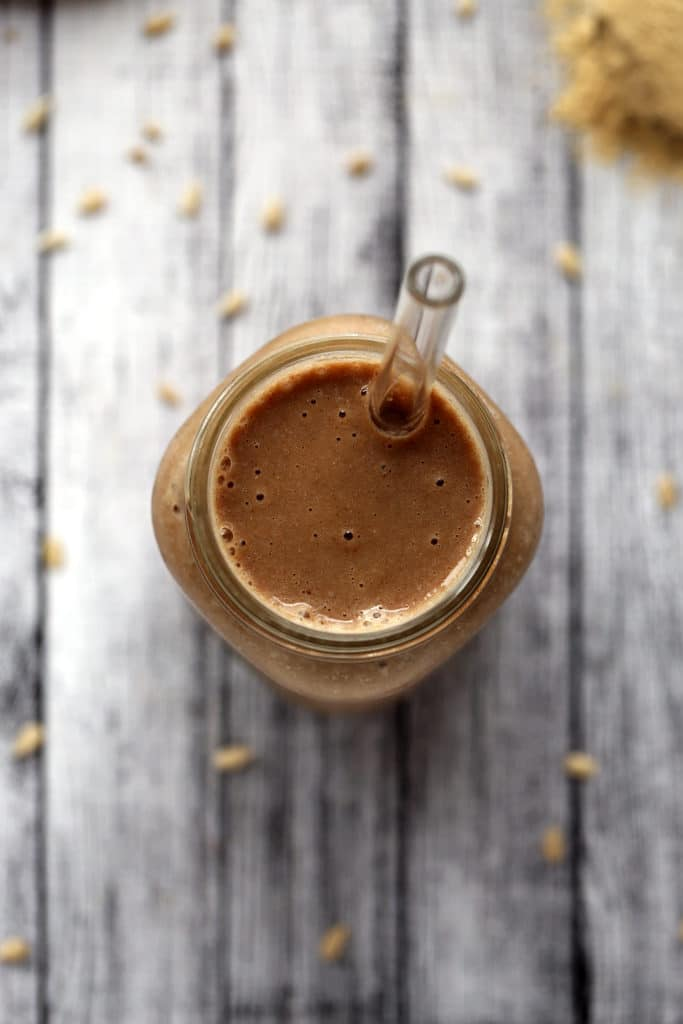 Energizing Sunflower Seed, Cinnamon & Maca Smoothie