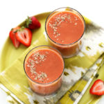 Strawberry, Mango & Baobab Smoothie