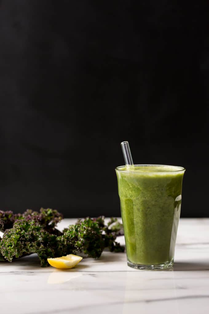 Daily Greens: 4-Day Cleanse by Shauna Martin