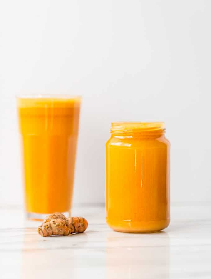Feel the Glow Pumpkin, Sweet Potato & Turmeric Juice