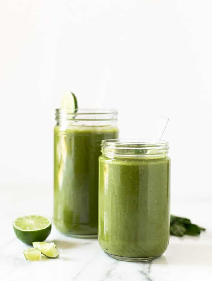 Matcha Mojito Smoothie + News to Share!