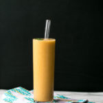 Peachy Pear Smoothie | Crisp, light, and refreshing!