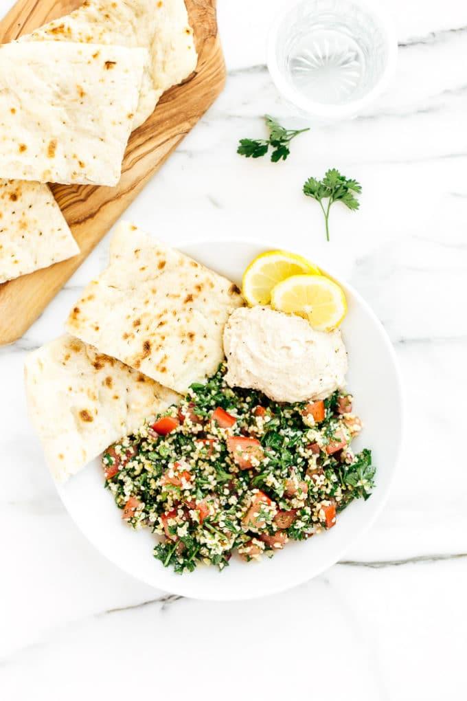 Millet Tabbouleh Salad (Gluten-Free)