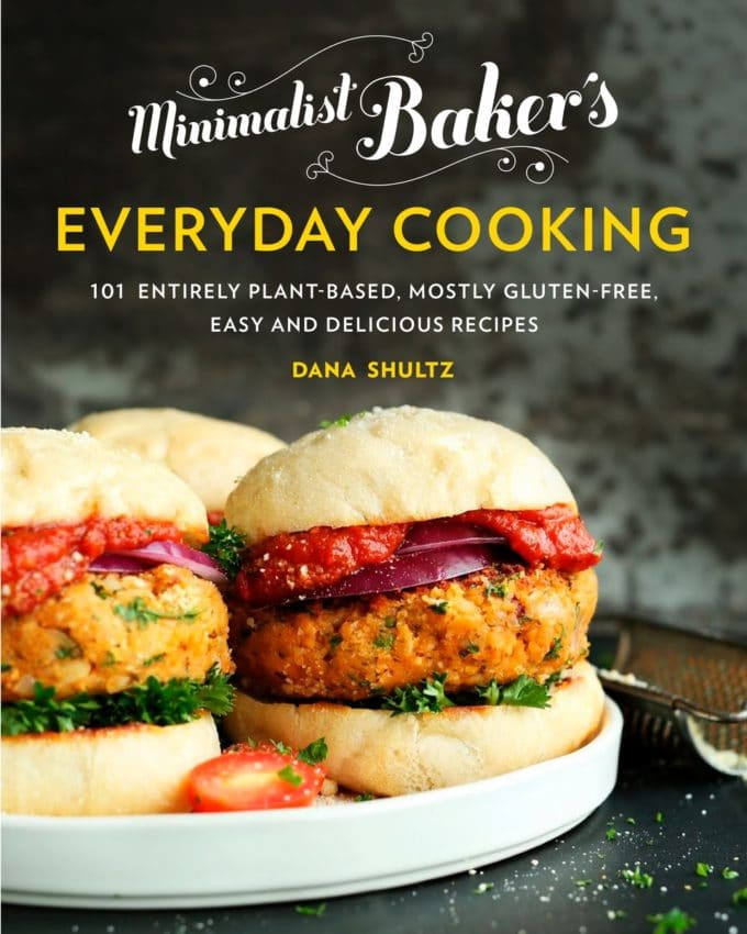Minimalist Baker's Everyday Cookbook